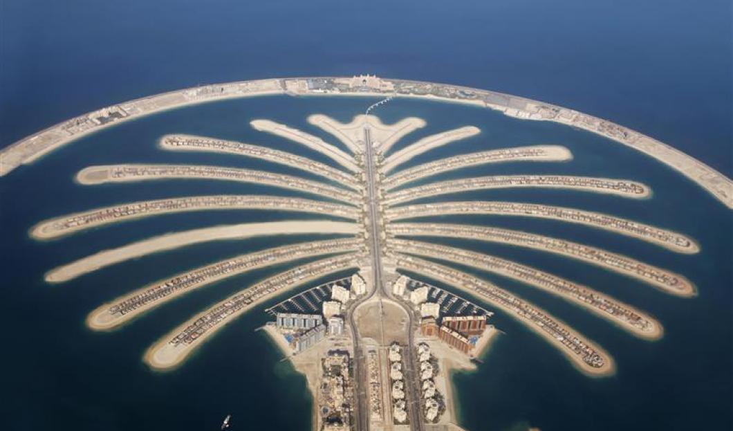Dubaj, ZEA – Palma Jumeirah