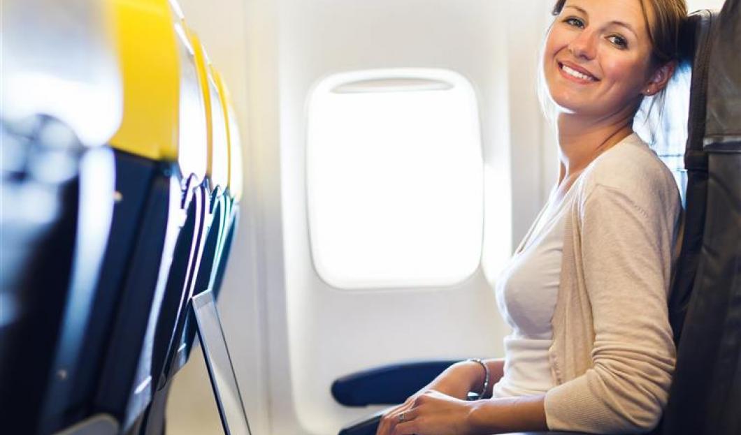 Wi-Fi w samolocie