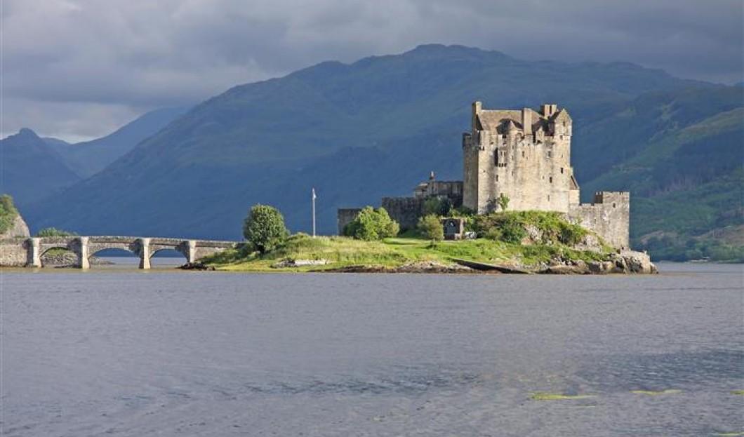 Zamek Eilean Donan, Szkocja