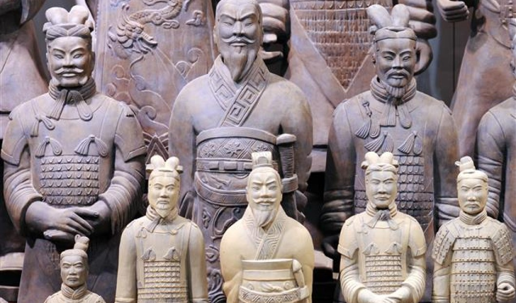 1.Xi'an
