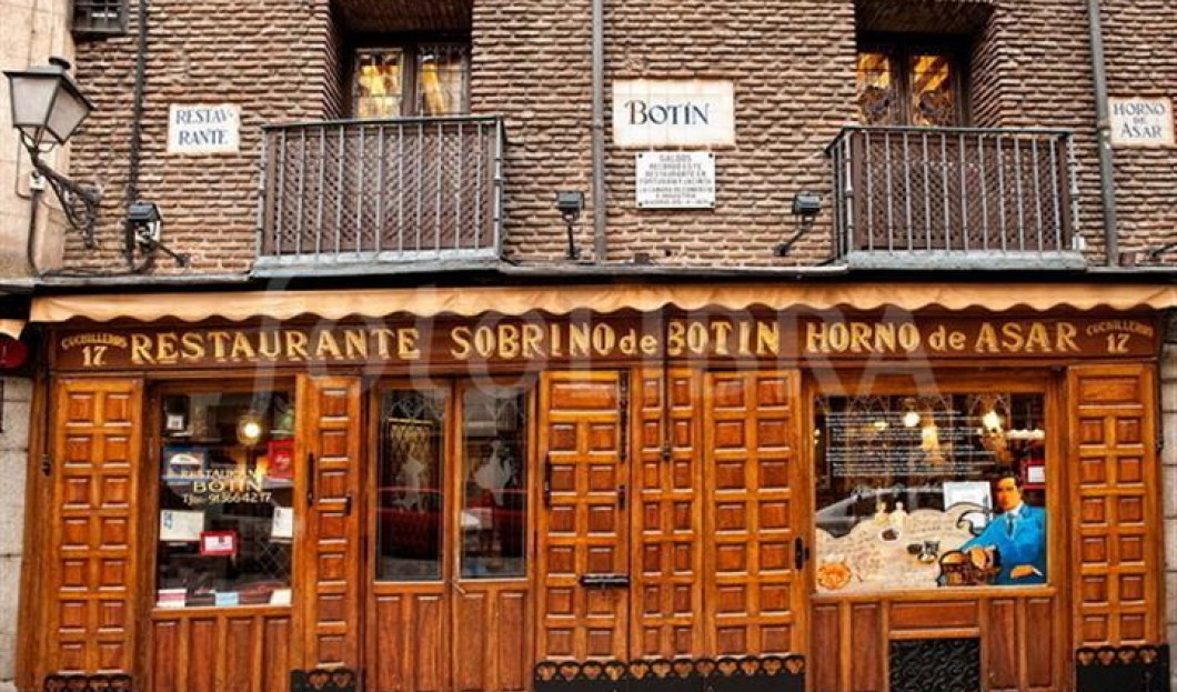 Botin w Madrycie, Hiszpania