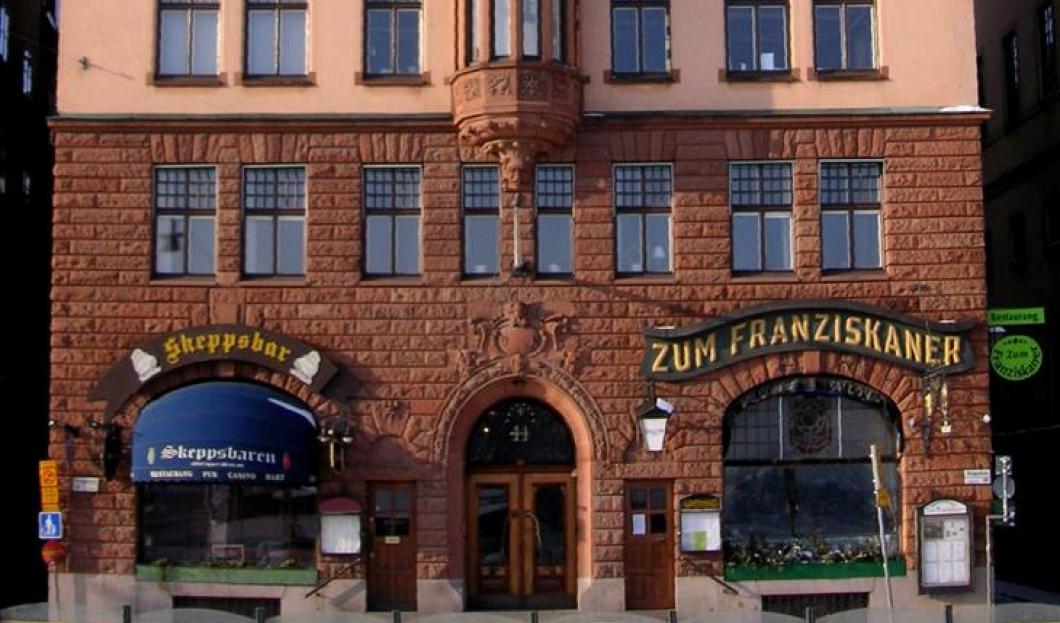 Zum Franziskaner w Sztokholmie, Szwecja